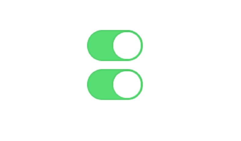 CSS Checkbox Toggle