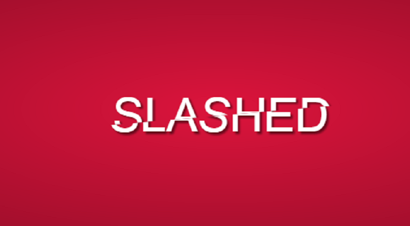 CSS Gallery - Slashed Effect