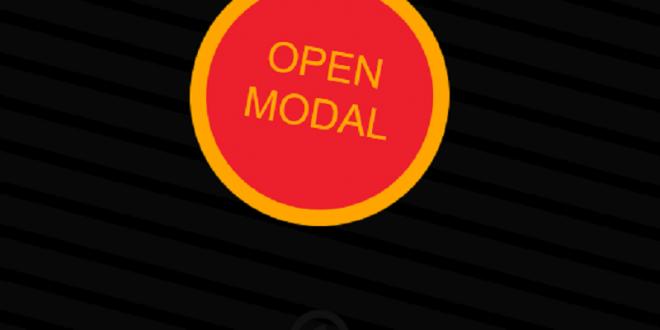CSS Modal Windows