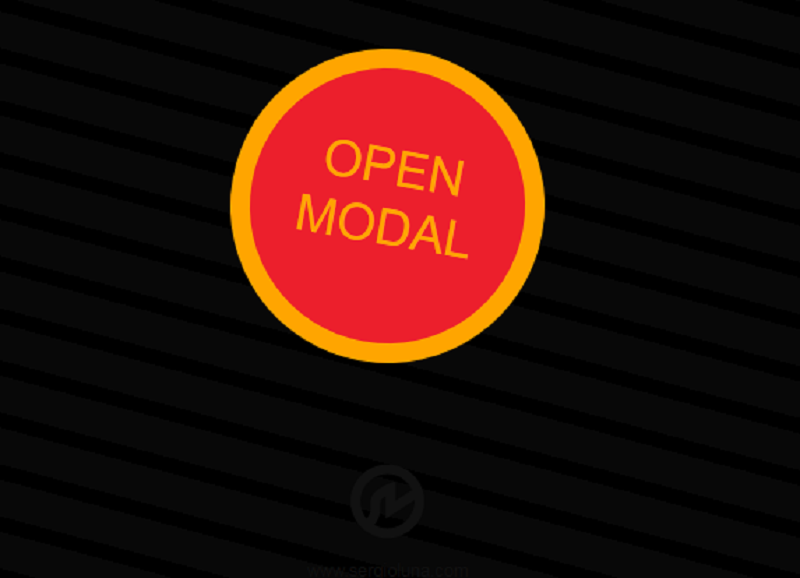 CSS Modal Window