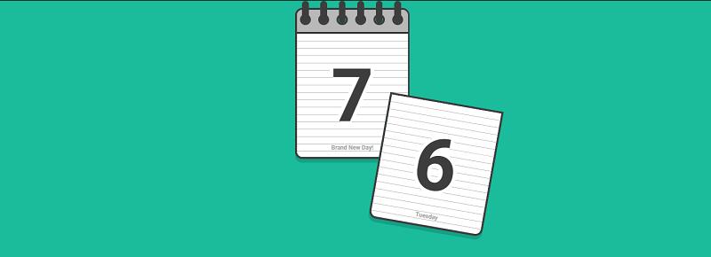Flat Css Calendar