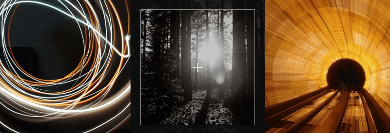 Pure CSS Gallery Hover Effect