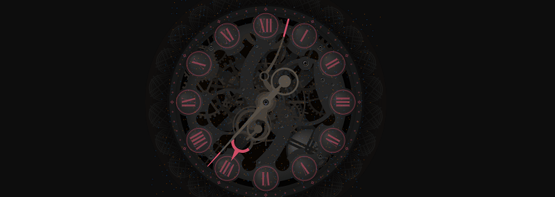 SVG/CSS Clock [WebKit/FF/Opera]