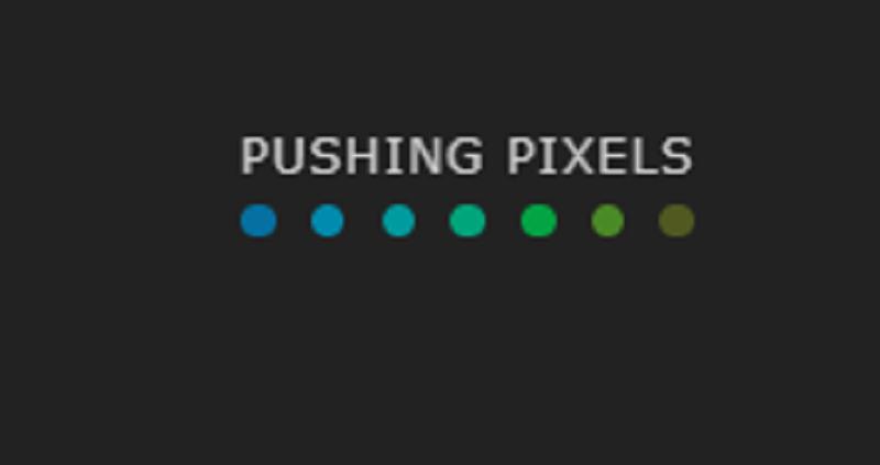 pushing pixels css loader