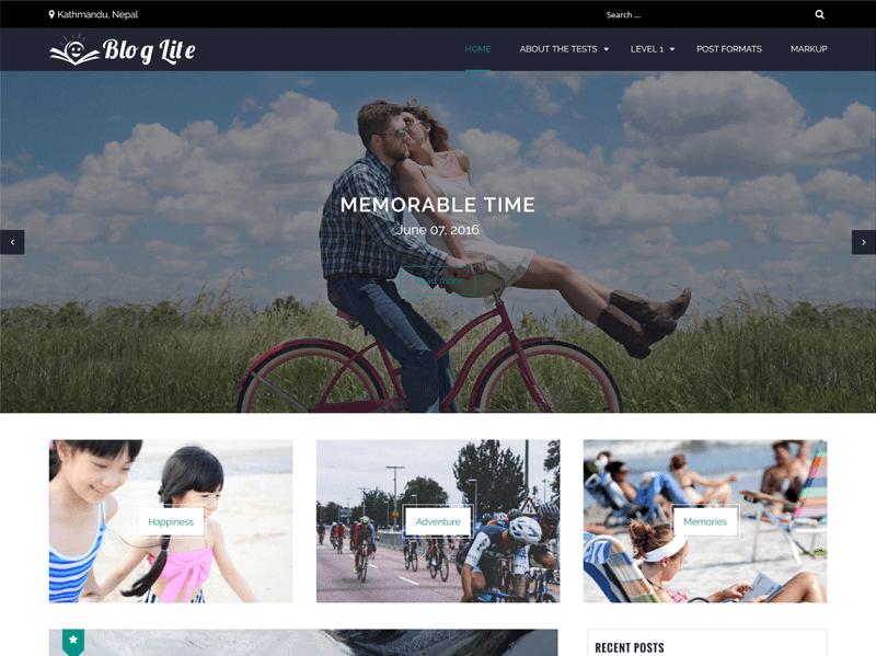 Blog Lite