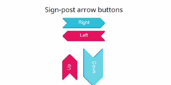 CSS Arrows