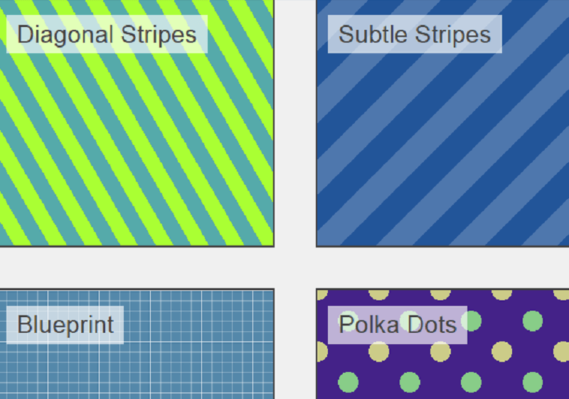 CSS Background Patterns