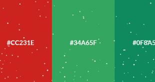 CSS Color Palettes