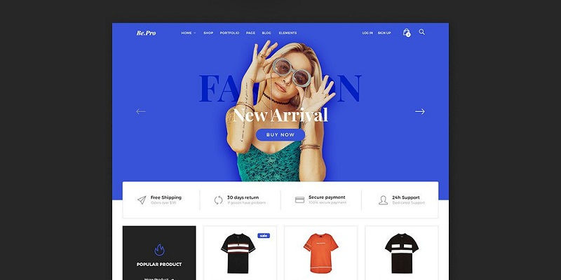 Fashion eCommerce Templates