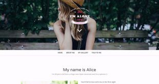 Free Portfolio Html Website Templates