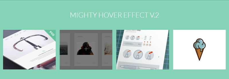 Mighty Hover Effect v.2