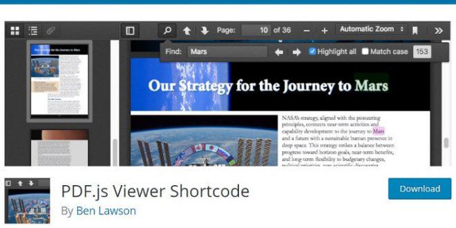 PDF Viewer Plugins