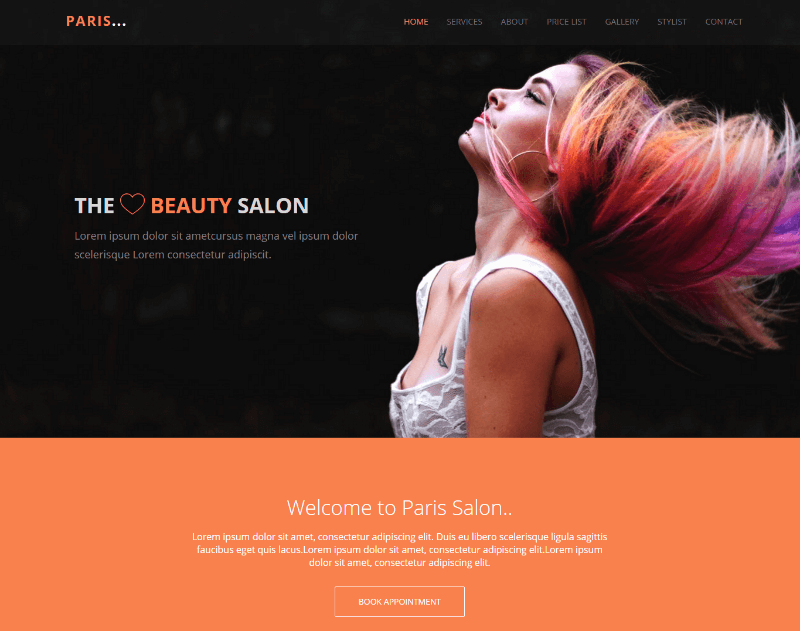 Paris Hair Salon