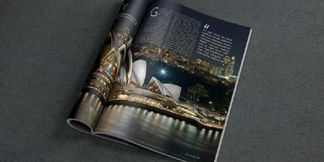 Free Catalog/Brochure Mockup Templates Psd
