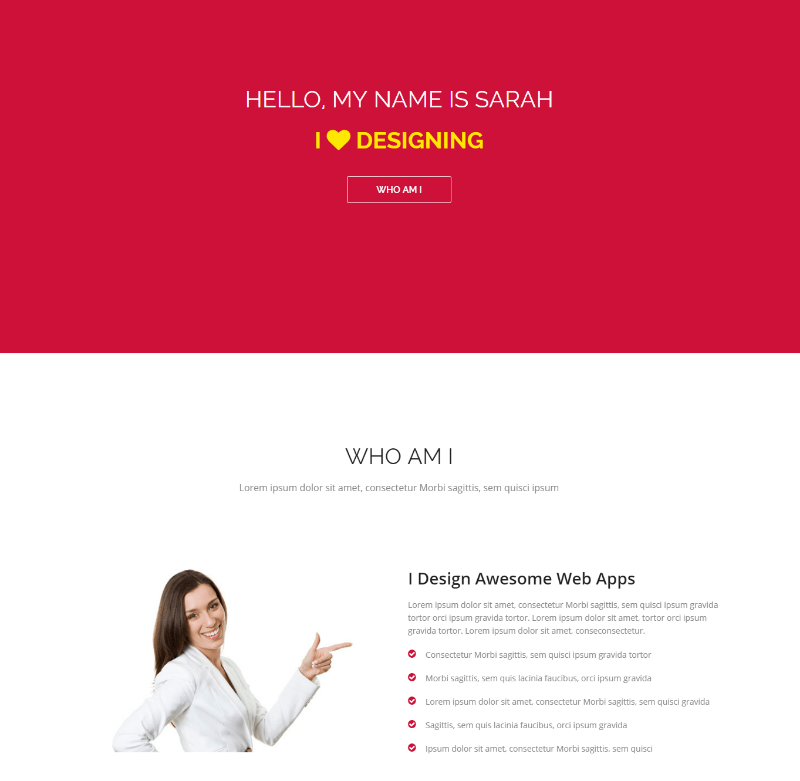 Wow Portfolio Multi-Purpose HTML5 Template (1)