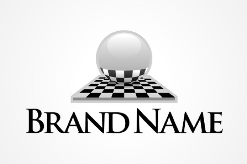 Ball Chess Logo