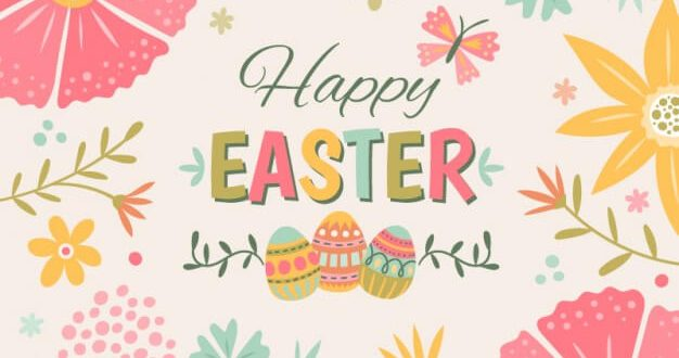 30+ Free Easter Vectors 2018
