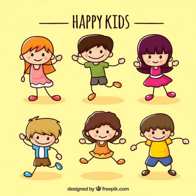 Happy children Collection