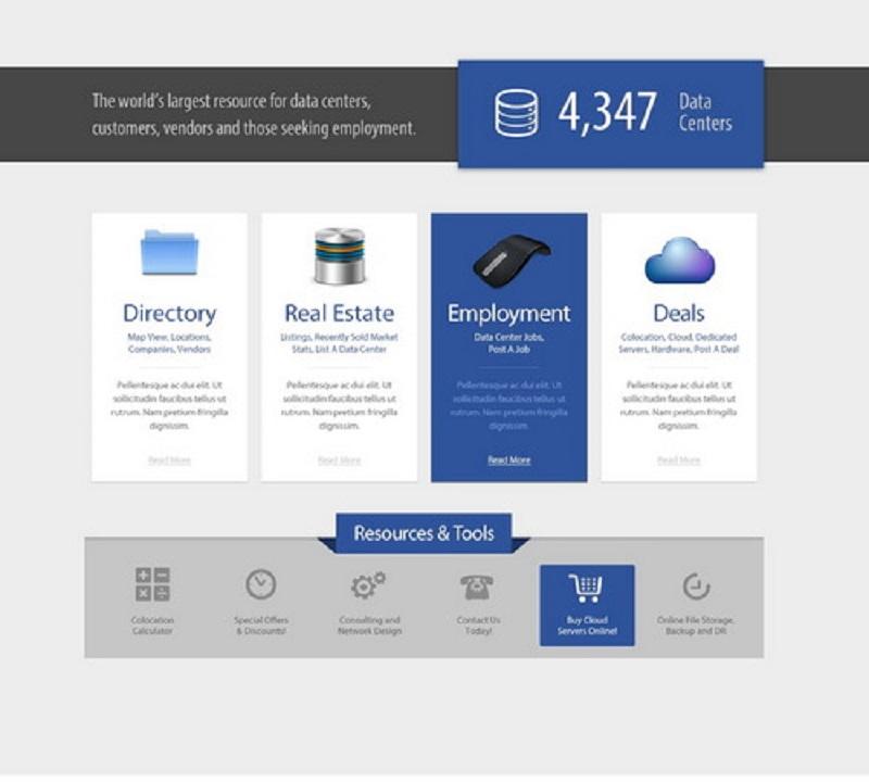 Datacenter Content