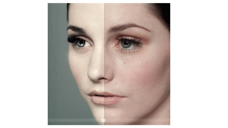 Before & After Image Comparison Slider