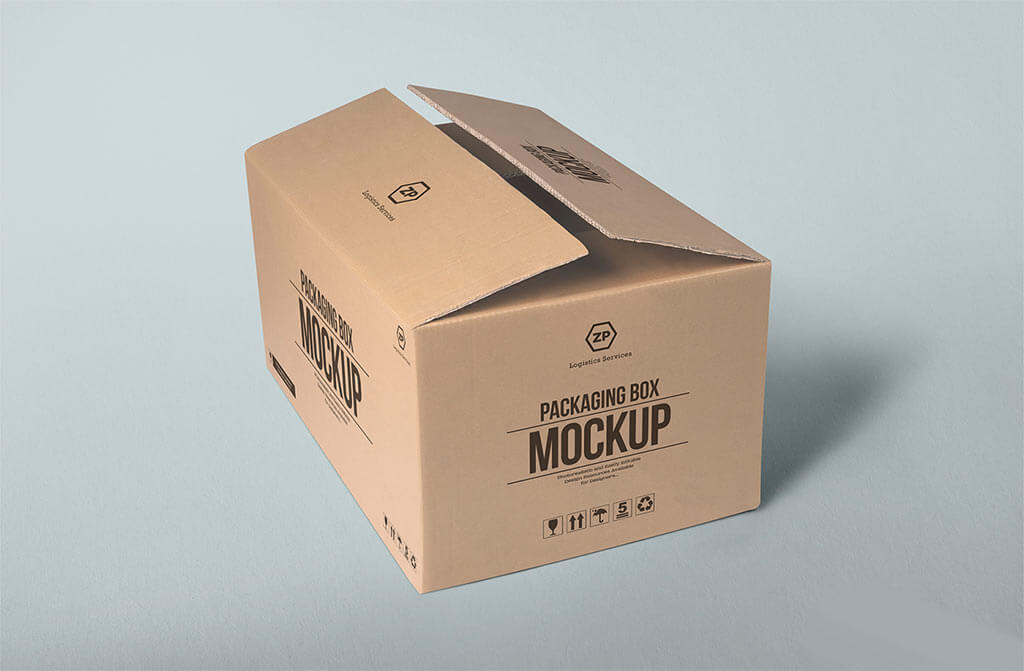 Free Packaging Mockups