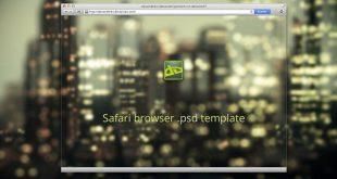 Free Web Browser Mockups/PSD, Vector