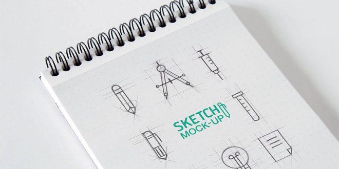 Free Sketch Mockups