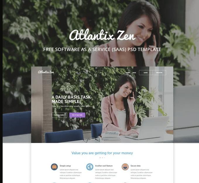 Atlantix Zen