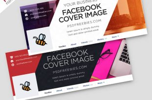 Free Facebook Timeline Cover PSD Templates