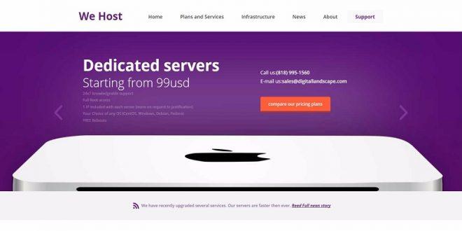 Free Hosting Html Website Templates