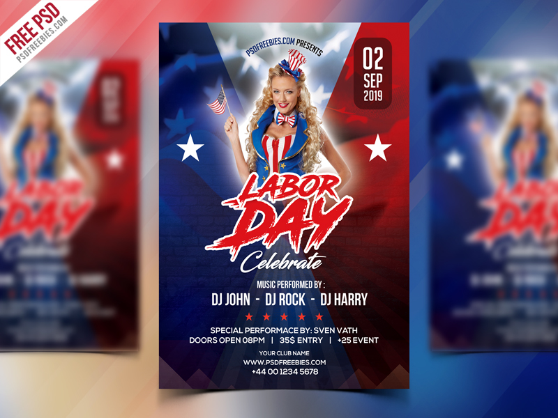 Free-Labor-Day-Celebration-Flyer-PSD