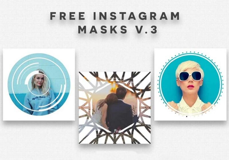 Instagram Masks V.3