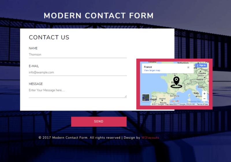 Modern Contact