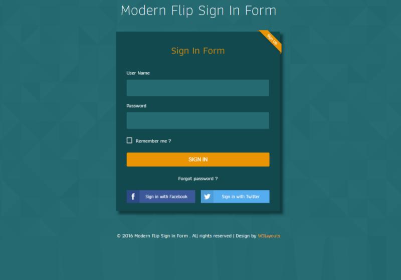 Modern Flip