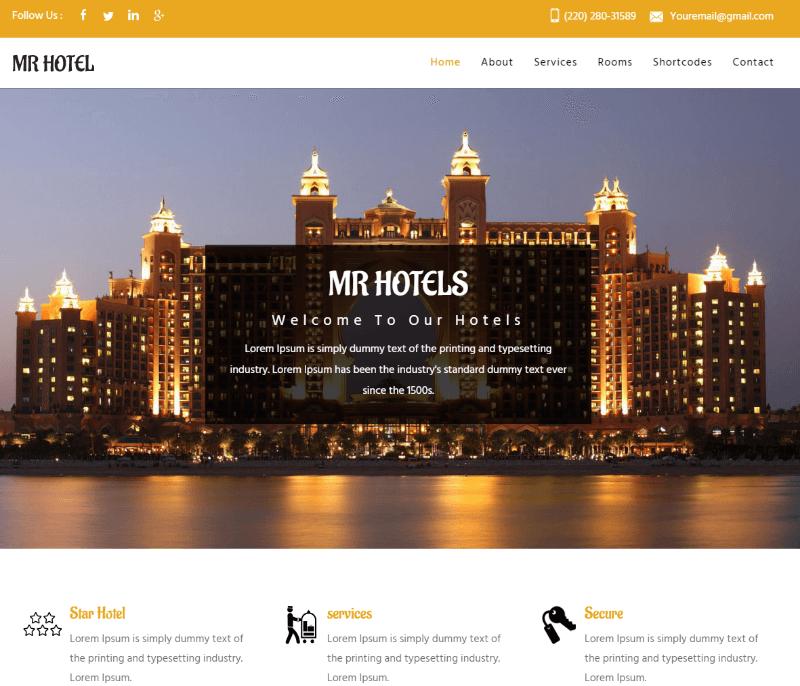Mr Hotel