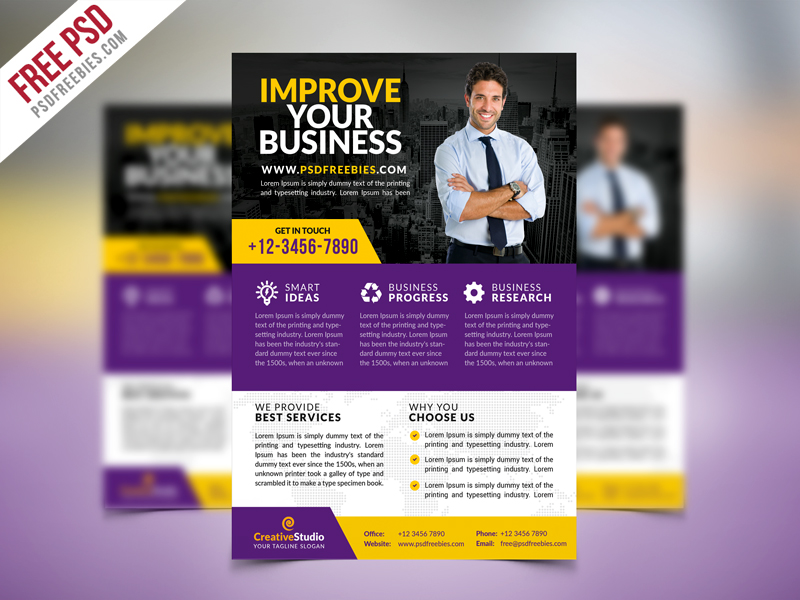 Multipurpose Corporate Business