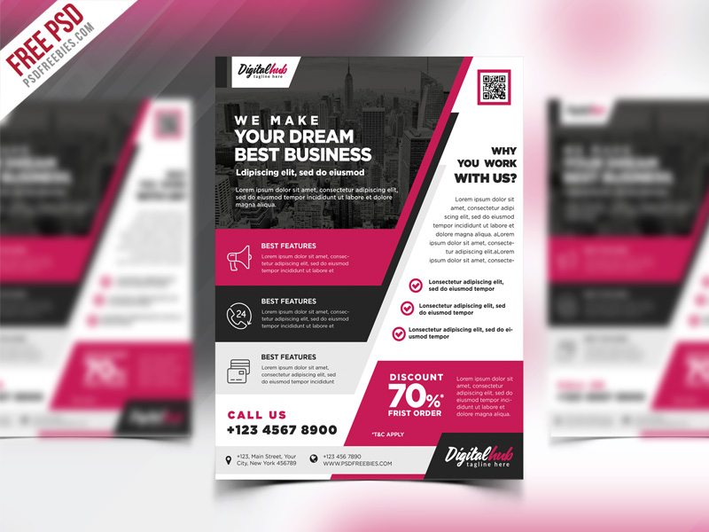 Multipurpose Modern Business