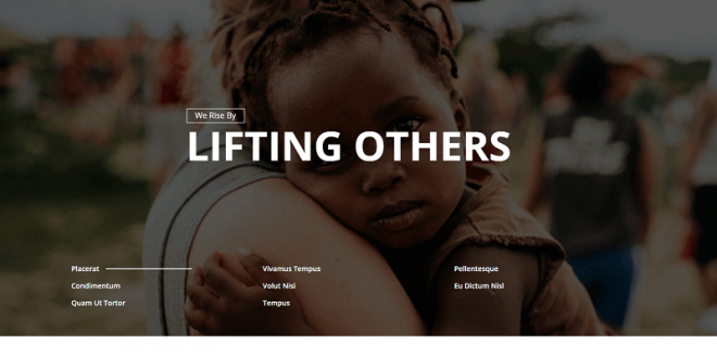 Free Society And People Html Website Templates
