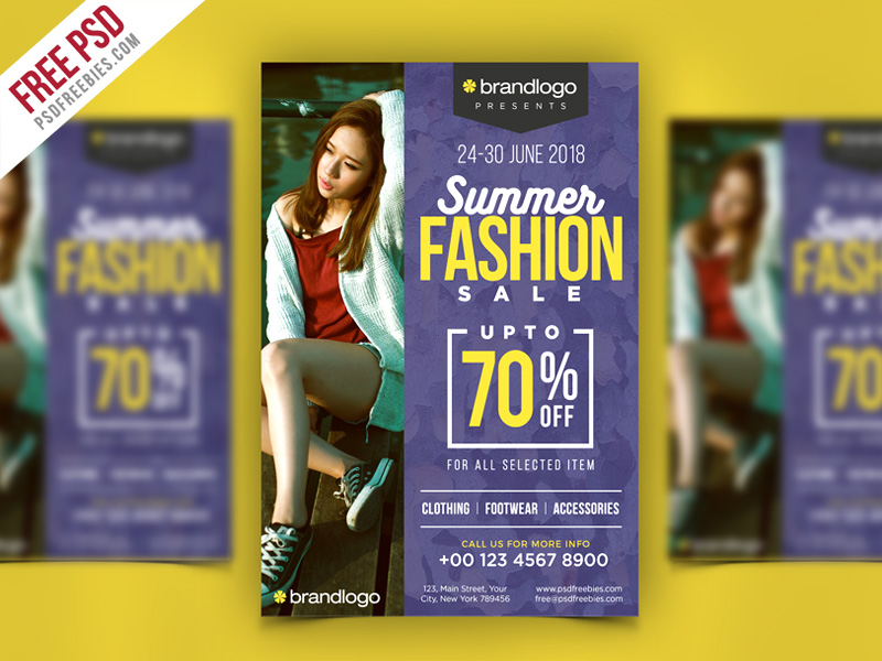 Summer Fashion Sale