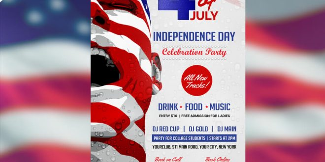 Free Event Flyer PSD Templates
