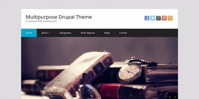 Free Drupal Themes