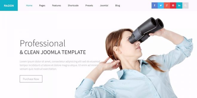 30+ Best Free Joomla Templates & Themes 2018 Top Rated