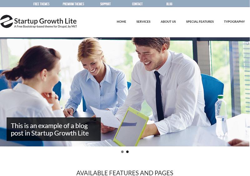 Startup Growth Lite