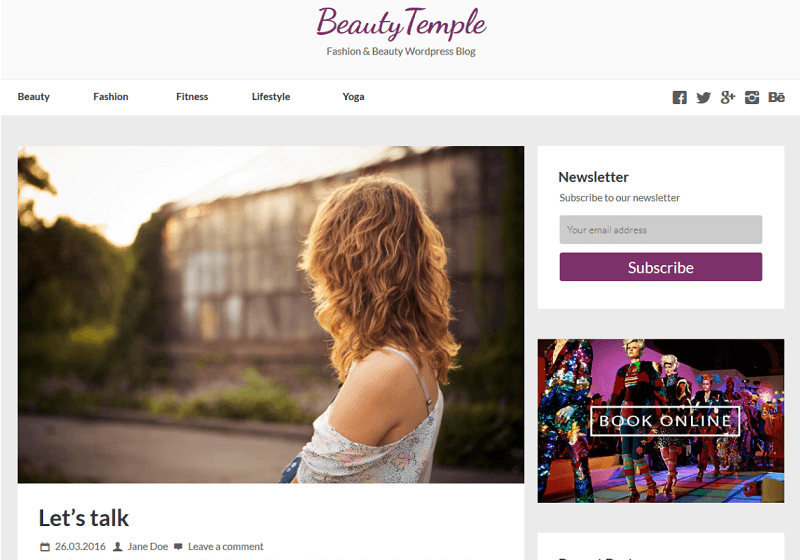 BeautyTemple