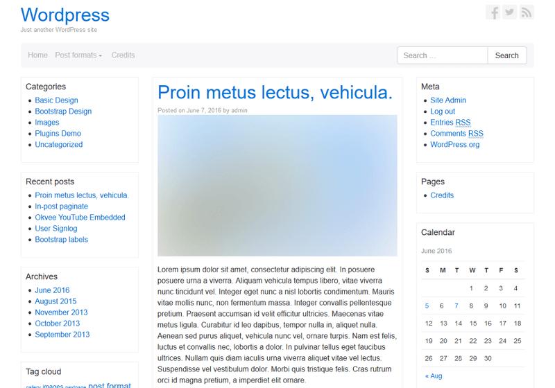Bootstrap Basic4