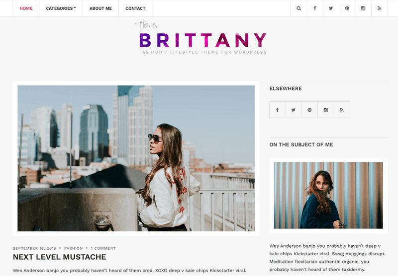 Brittany Light