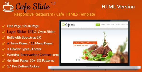 Cafe Slide
