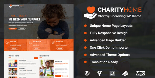 Charity Home