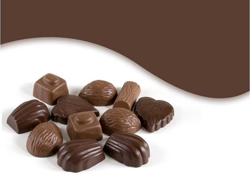 Chocolate Chunks powerpoint template