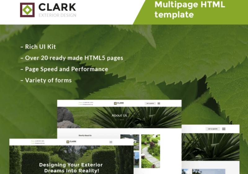 Clark Exterior Design
